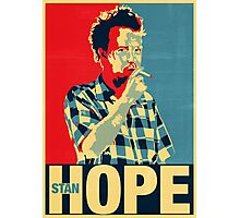 (Stan)Hope Photographic Print