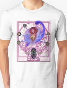 The All New Collaged Bra Hyper Digital Version. T-Shirt