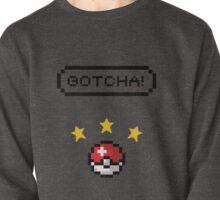Pixel Poke Ball 'GOTCHA!' Pullover