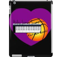 One tree hill Nathan and Haley Scott iPad Case/Skin