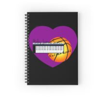 One tree hill Nathan and Haley Scott Spiral Notebook