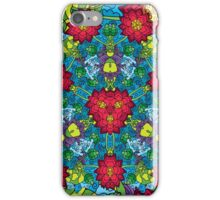 Psychedelic LSD Trip Ornament 0012 iPhone Case/Skin