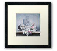 Vanitas Framed Print
