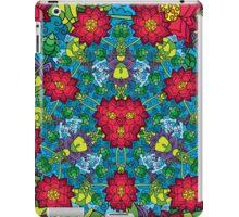 Psychedelic LSD Trip Ornament 0012 iPad Case/Skin