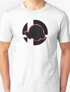SUPER SMASH BROS: Kirby-3DS T-Shirt