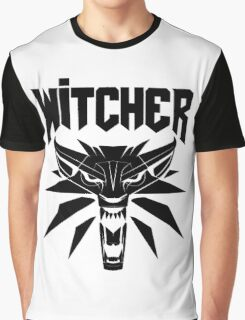 The Witcher (DOOM) Graphic T-Shirt