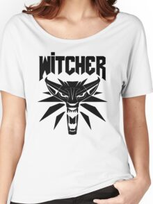 The Witcher (DOOM) Women's Relaxed Fit T-Shirt