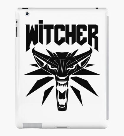 The Witcher (DOOM) iPad Case/Skin
