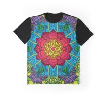 Psychedelic LSD Trip Ornament 0014 Graphic T-Shirt