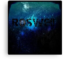 Roswell TV SHOW Canvas Print