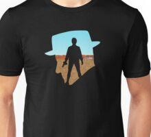 Heisenberg head Unisex T-Shirt