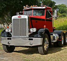 1972 Peterbilt '358' Truck 1 by DaveKoontz