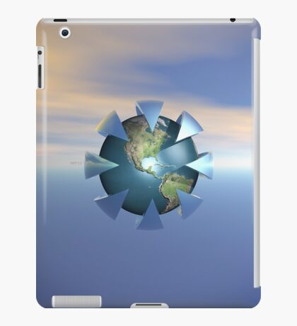 Still Life On Earth iPad Case/Skin