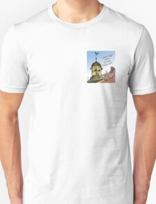 Delaware's Old State House Steeple Greetings Unisex T-Shirt