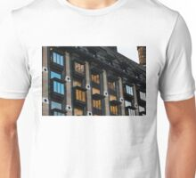 The Old and the New - London's Big Ben Reflected in a Modern Building Unisex T-Shirt