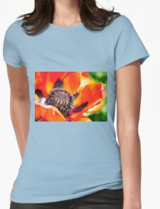 MOHN Womens Fitted T-Shirt
