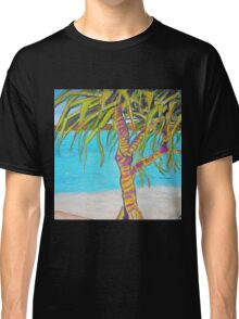 Blue water Pandanas Classic T-Shirt