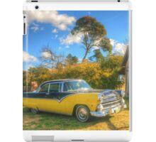 Bush Classics iPad Case/Skin