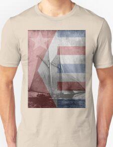 patriotic sail Unisex T-Shirt