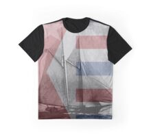patriotic sail Graphic T-Shirt