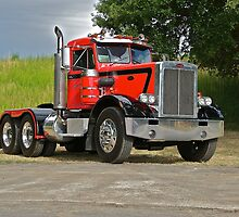 1972 Peterbilt '358' Truck 3 by DaveKoontz