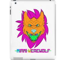 MIAMI WEREWOLF iPad Case/Skin