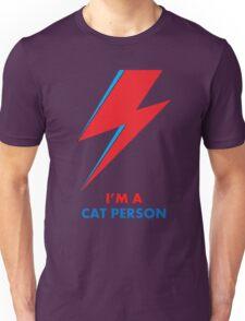 "Original David Bowie ""Cat People"" design Unisex T-Shirt"