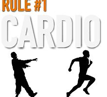 RULE #1 CARDIO by EllishiaFrancis
