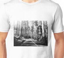 Black Spur Drive, Yarra Valley Unisex T-Shirt