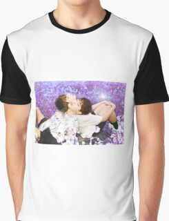 """""""The most beautiful moment in life"""" - JiKook Graphic T-Shirt"""