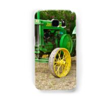 Antique John Deere Farm Tractor I Samsung Galaxy Case/Skin
