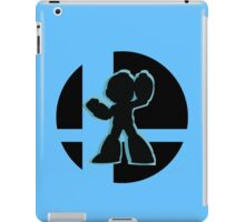 SUPER SMASH BROS: Mega Man-Wii U iPad Case/Skin