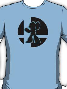 SUPER SMASH BROS: Mega Man-Wii U T-Shirt