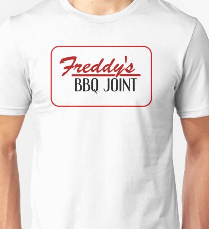 House of Cards / Freddy's BBQ Joint Unisex T-Shirt