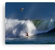 Epic Swell  Canvas Print