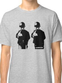 Banksy - Rude Coppers Classic T-Shirt