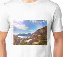 Sunlight in the Cinque Terre Unisex T-Shirt