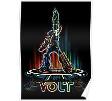 VOLT (TRON) Poster