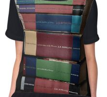 Harry Potter Books Chiffon Top
