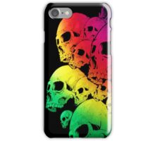 Colour Skull iPhone Case/Skin