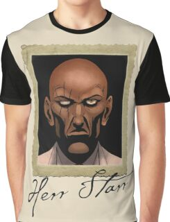 Herr Starr from Preacher Graphic T-Shirt