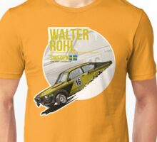 Walter Rohl - 1976 Sweden Unisex T-Shirt