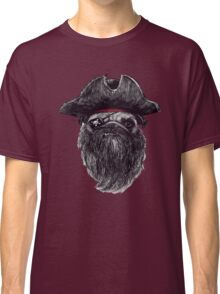 PIRATE the dog  Classic T-Shirt