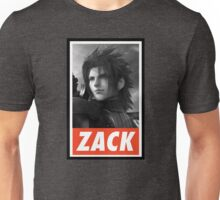 (FINAL FANTASY) Zack Unisex T-Shirt