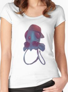 TentaCool Women's Fitted Scoop T-Shirt
