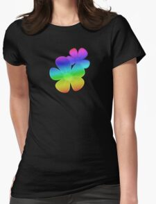 MLP - Cutie Mark Rainbow Special – Daisy / Blossomforth V3 Womens Fitted T-Shirt
