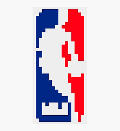 NBA Pixel - Smile Design 2016 Photographic Print