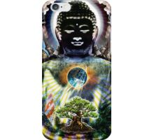 Black Buddha poster 2014 Hearthian iPhone Case/Skin