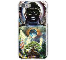 Black Buddha poster 2014 Hearthian iPhone Case/Skin