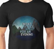 What A Nice Night  Unisex T-Shirt
